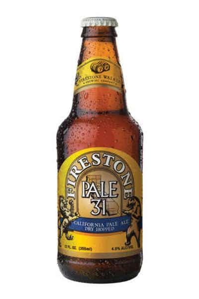 Firestone Pale Ale 31