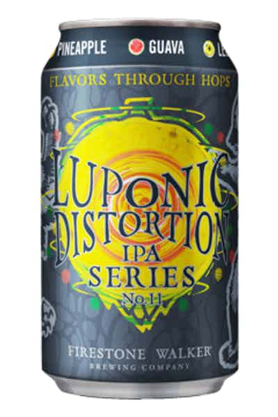 Firestone Walker Luponic Distortion Rotating IPA Series #11
