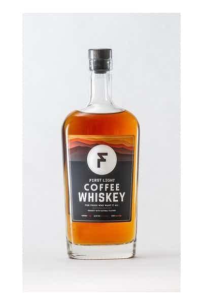 First Light Original Coffee Whiskey