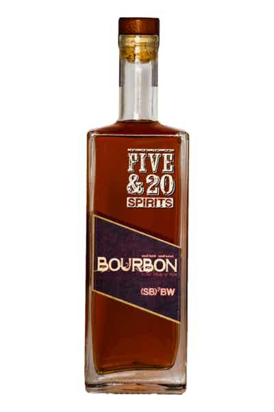 Five & 20 Bourbon Whiskey