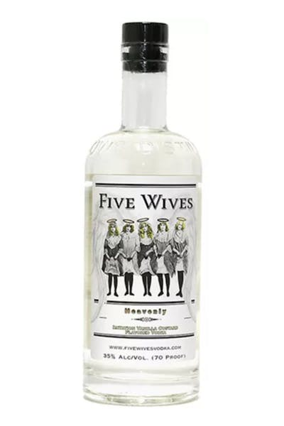 Five Wives Heavenly Vodka