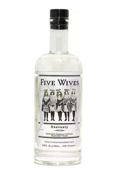 Five Wives Heavenly Vodka