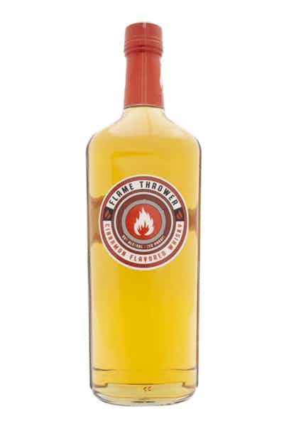 Flame Thrower Cinnamon Whiskey