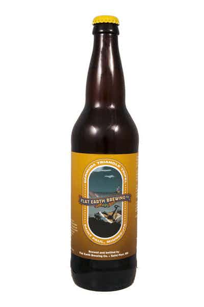Flat Earth Bermuda Triangle Tripel