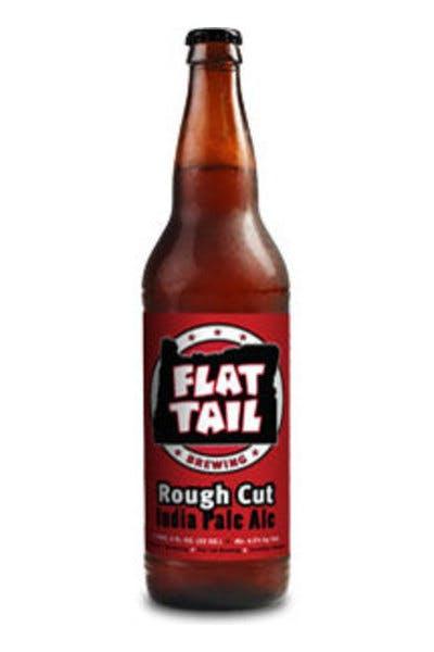 Flat Tail Rough Cut IPA