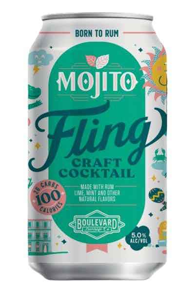Fling Cocktails Mojito