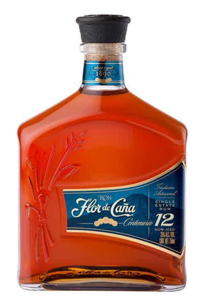 Flor de Caña 12 Year Old Rum