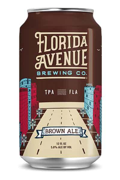 Florida Avenue Brown Ale