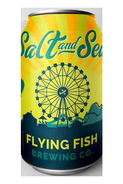 Flying Fish Salt and Sea