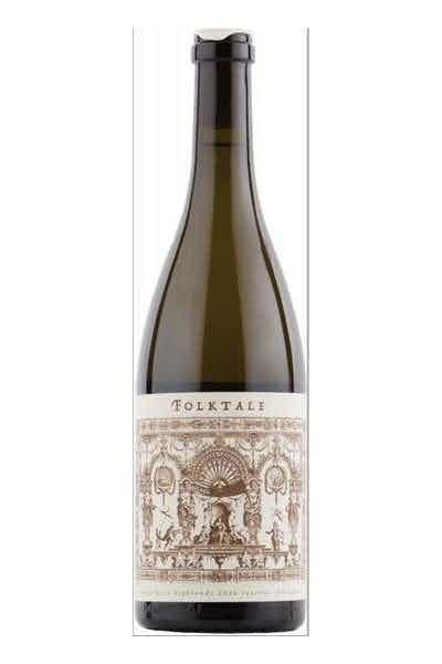 Folktale Santa Lucia Highlands Chardonnay