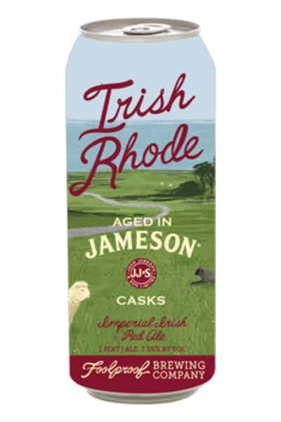 Foolproof Irish Rhode