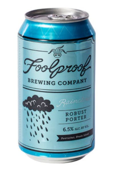 Foolproof Raincloud Robust Porter