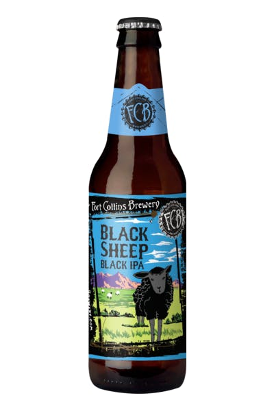 Fort Collins Black Sheep IPA