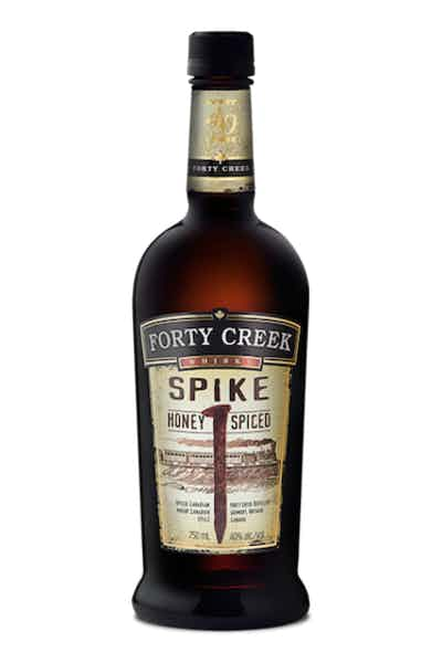 Forty Creek Spike Honey Spiced Whiskey
