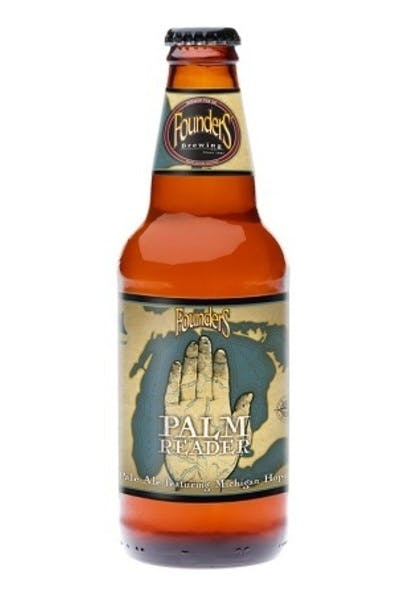 Founders Palm Reader