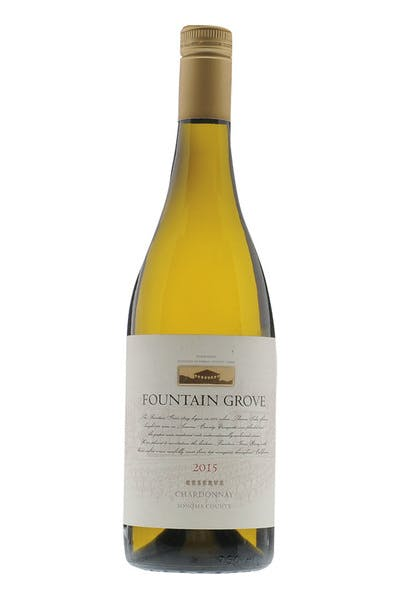 Fountain Grove Chardonnay Reserve