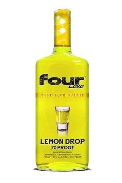 Four Loko Lemon Drop