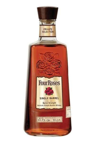 Four Roses Single Barrel Private Barrel Selection Bourbon