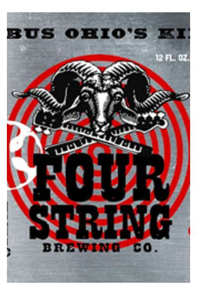 Four String Switchblade IPA