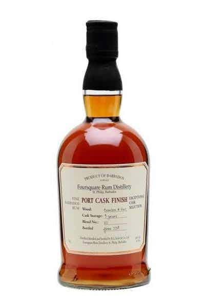 Foursquare Port Cask Finish Rum 9 Year