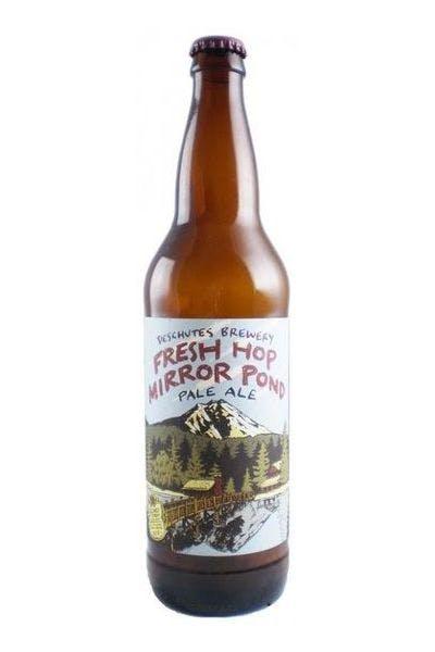 Fresh Hop Mirror Pond Pale Ale