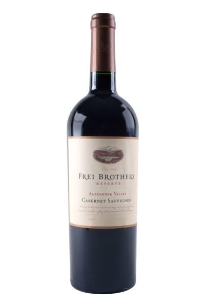 Fry Brothers Cabernet Sauvignon