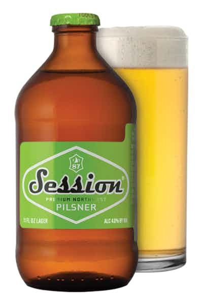 Full Sail Session Pilsner