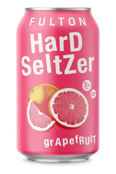Fulton Grapefruit Hard Seltzer