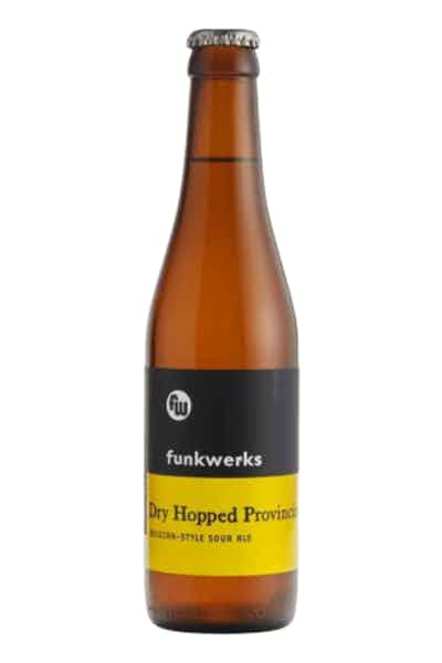 Funkwerks Passion Fruit Provincial Sour
