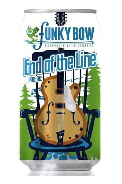 Funky Bow End Of The Line