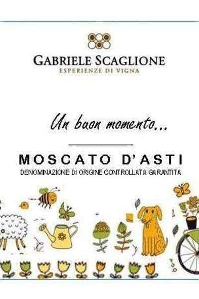 Gabriele Scaglione Moscato D'Asti Un buon momento