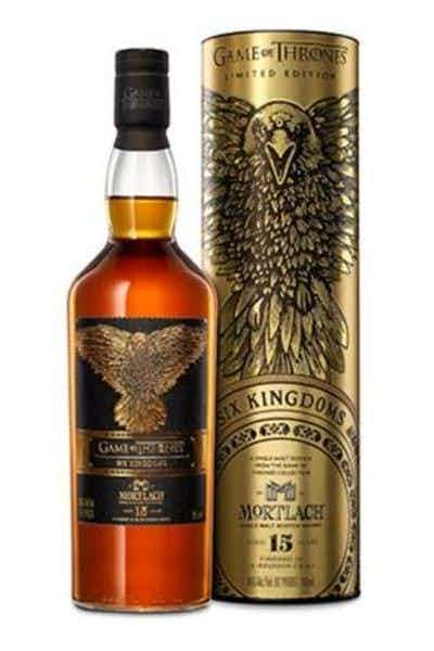 Game Of Thrones Past Present & Future Mortlach 15 Year