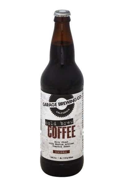 Garage Brewing Cold Brew Coffee Milk Stout