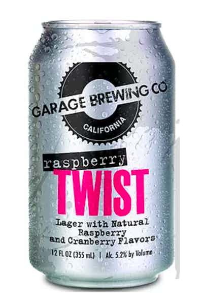 Garage Brewing Raspberry Twist Lager