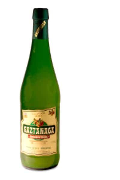 Gaztanaga Cider