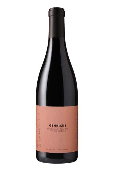 Gehricke Sonoma Coast Pinot Noir