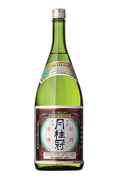 sake gekkeikan how to drink
