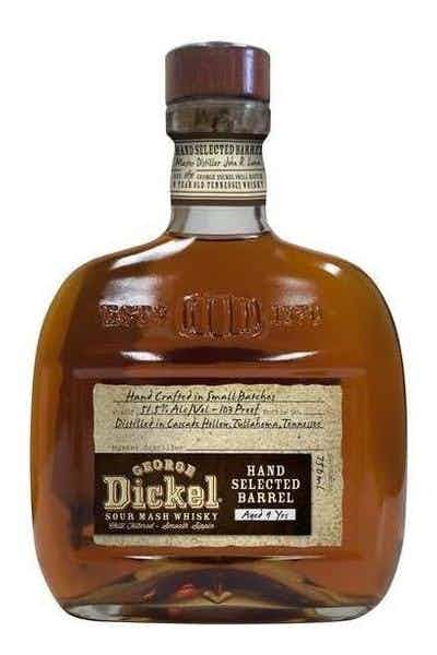 George Dickel 9 Year Hand Selected