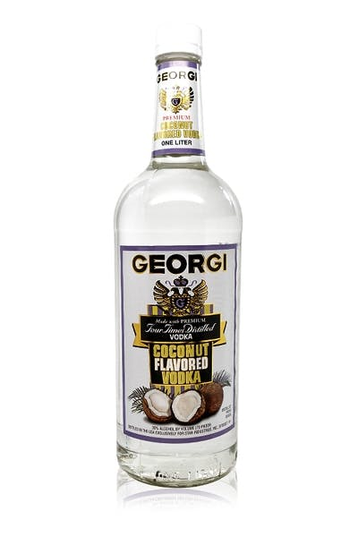 Georgi Coconut Vodka