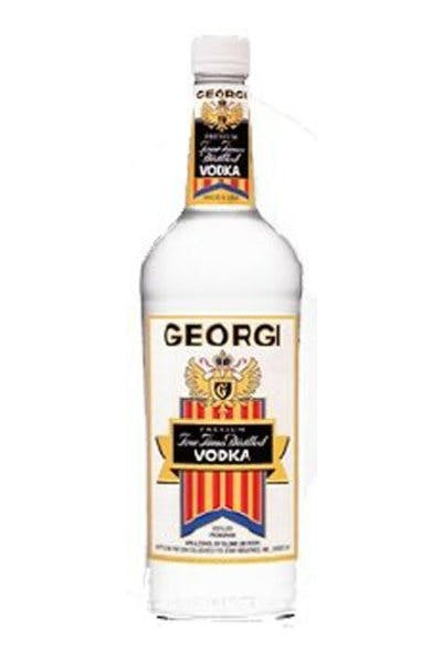 Georgi Lemon Vodka