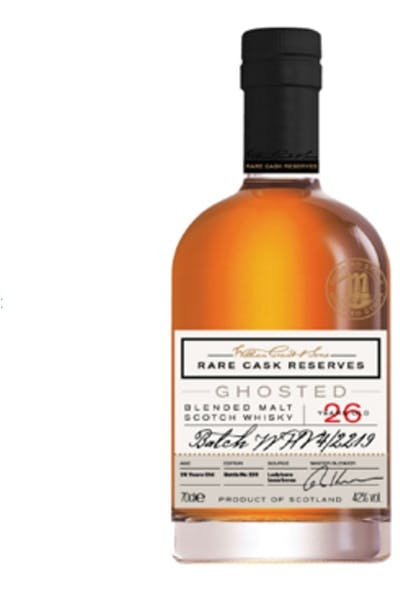 Ghosted Reserve 26 Year