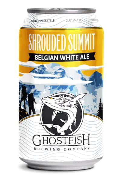 Ghostfish Shrouded Summit Witbier