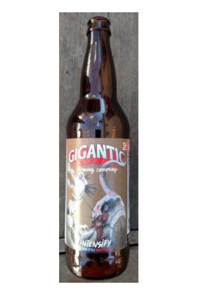 Gigantic Brewing Intensify