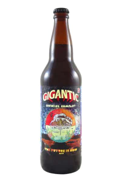 Gigantic Brewing The Future Is Now