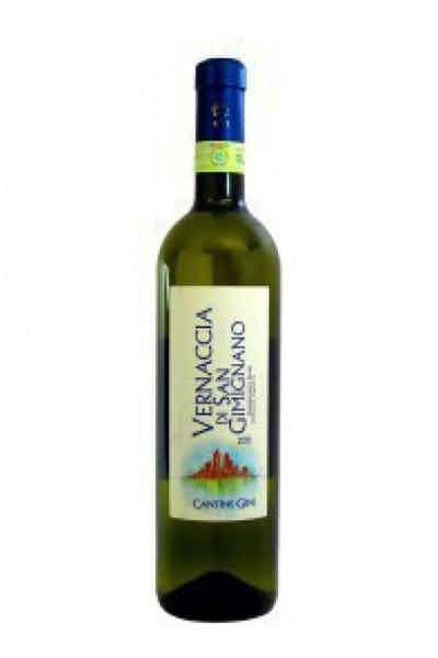 Gini Vernaccia San Gimignano