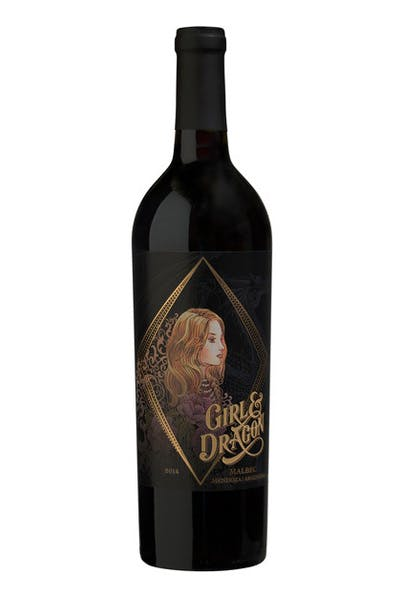 Girl & Dragon Argentina Malbec