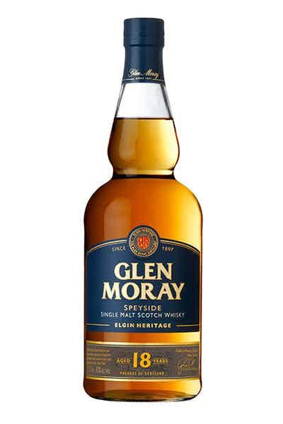 Glen Moray 18 Year