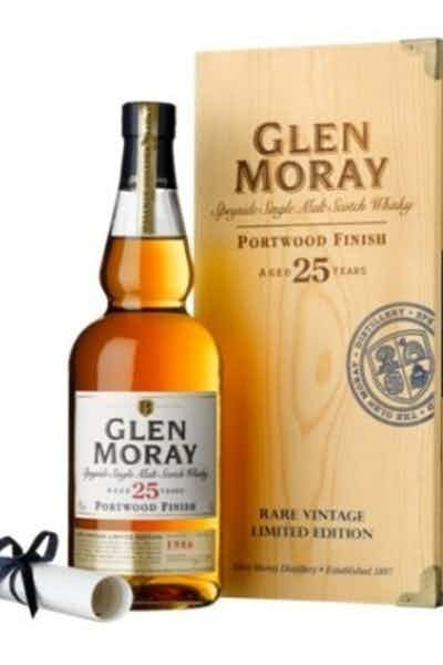 Glen Moray Portwood Finish