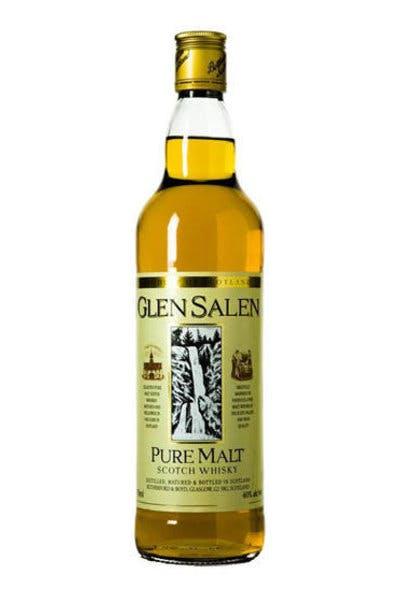 Glen Salen Pure Malt Scotch