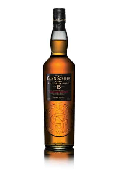 Glen Scotia Single Malt Scotch Whisky 15 Year